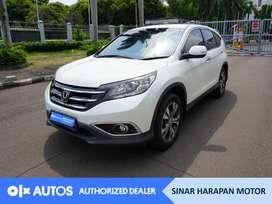 [OLXAutos] Honda CRV 2013 RM3 2.4 Bensin A/T Putih #SHM