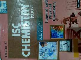 ISC chemistry book