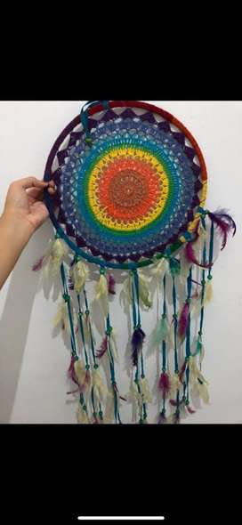 Dream catcher diameter besar