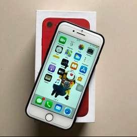 Iphone 7 128GB Red Mulus Banget