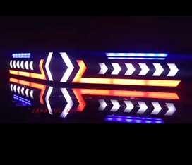 Lampu rem custom/stoplamp custom pickup