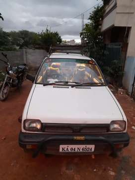 Maruti Suzuki 800 1997