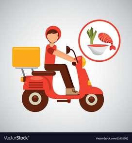 Urgent Opening For Delivery Boy Pune Kalyani Nagar