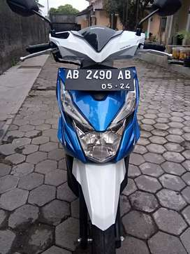 Beat 2019 combi brake AB Bantul seperti baru km jalan 4 rban
