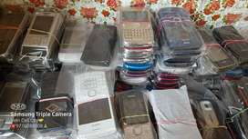 Nokia brandnew mobiles lot and sony used mobiles lot available