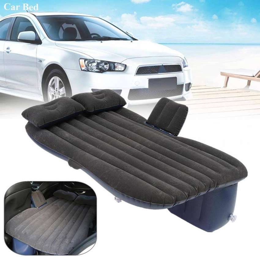 Car Air Mattress, Travel BedHave your comfortable ride with car air m