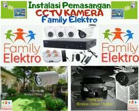 Toko Jual Pasang Camera CCTV HD pasang bergaransi