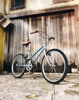 JUAL LADY BIKE (FULL BIKE)