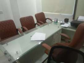 Designer fully furnished office available for rent in vashundhara