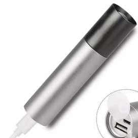 SenterLED MiniUSB Rechargeable BatteryCreeXM-LT6 with Powerbank1200mAh