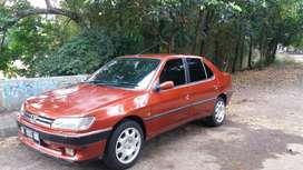 Peugeot 306 1996 Bensin