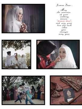 Paket photo&video wedding(promo diskon bulan November)