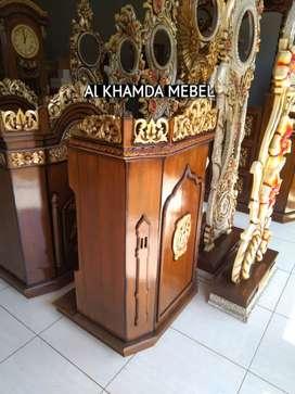 Ready Mimbar Musholla Kerajinan Jepara @104