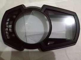Mika cover speedometer kawasaki versus / ninja 250 fi 2018 original