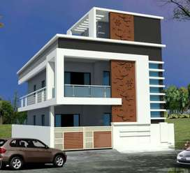 3bhk duplex at Bengali square near kanadia road.