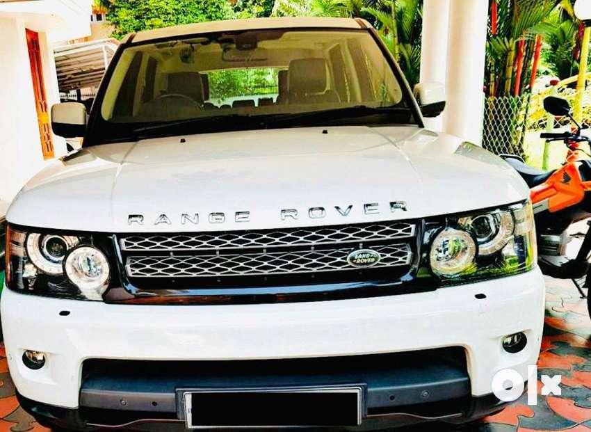 Land Rover Range Sport SDV6 HSE, 2013, Diesel 0