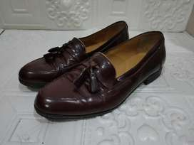 Loafers Bally Lucio Made In Italy Authentic Sz 9E