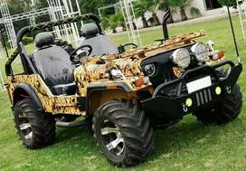 Siddu motors all type modified Jeep and Gypsy