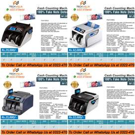 Cash counting machine billing note counting fake note bill counter mac
