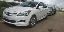 New Verna Car For Rent