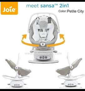 Bouncer Joie Meet Sansa 2 in1