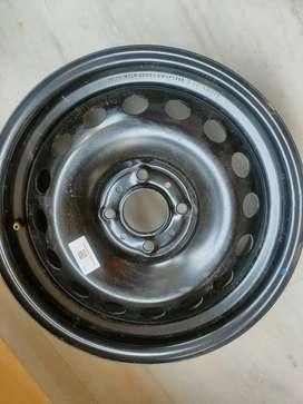 16inch steel wheels