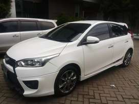 Toyota Yaris TRD S 1.5L Manual Putih 2014 Service Record