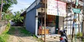 Dijual Rumah + Ruko + Tanah , Di jl Rawa Papan Bintaro Sektor 1