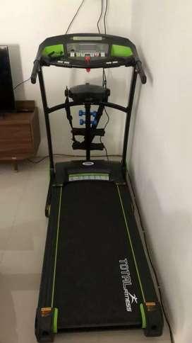 Power start@treadmill elektrik Total