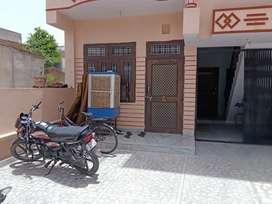 Flat for sale 2 bhk ground floor bajri Mandi road Vaishali Nagar