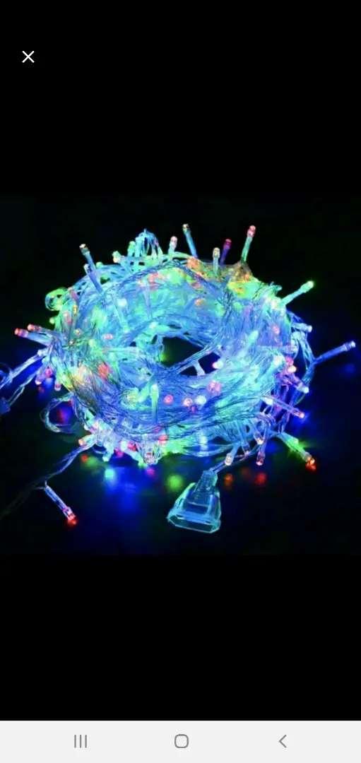 LAMPU NATAL RGB JUAL GROSIRAN