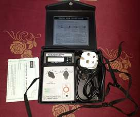 Kyoritsu Digital RCCB ELCB Tester Model 5402D