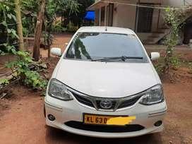 Toyota Etios 2016 nov.