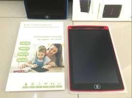 Tablet Papan Tulis Menggambar Bebas LCD Pen Delete New