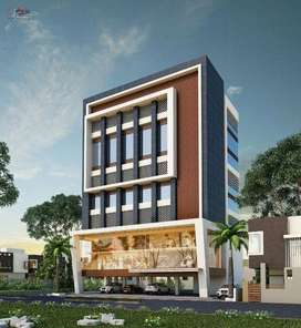 Huge Commercial space for sale on Main road near Medical College