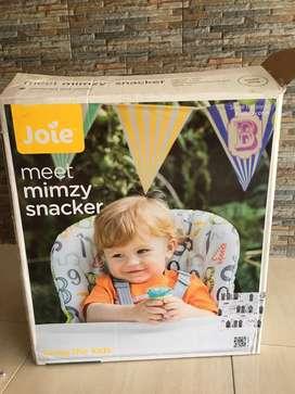 Joie Meet Mimzy Snacker Petite City - Kursi Makan Bayi