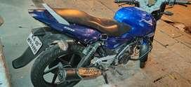 Bajaj pulsur 150cc blue colour single owner
