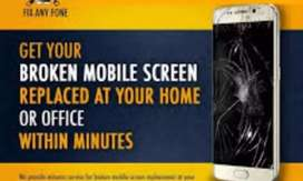 Mobile Repair at your Home service provided