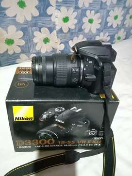 Nikon d3300 bekas, (jual cepat)