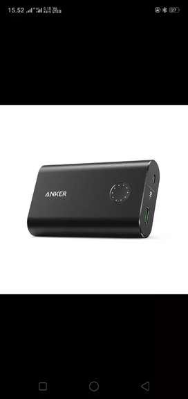Anker powercore+ 10050 mah Qc 3.0