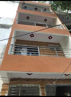 2 BHK 3rd floor KDA building