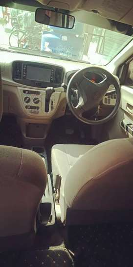 So beautifull car white color good condition