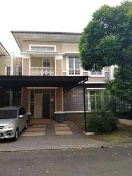 Dijual 2 lantai New Cluster Menaggio Serpong Tangerang