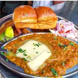 Wanted Pav Bhaji Chef