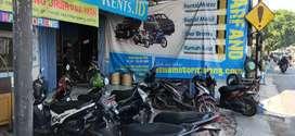 Rental Sewa Motor di Malang Termurah 50ribu