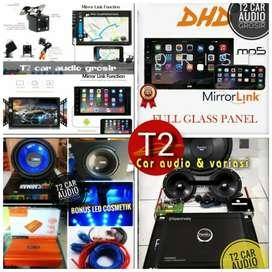 Hot promo 2DIN ANDROID PAKET AUDIO harga grosir surabaya ada bonus