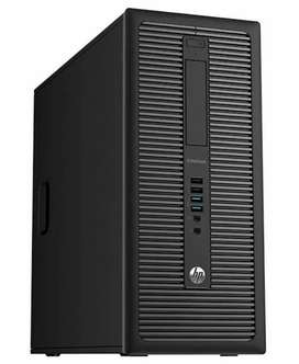 Gaming pc Hp i5 4th generation final price