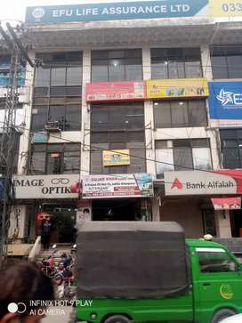 Big Office Space on main Murree Road