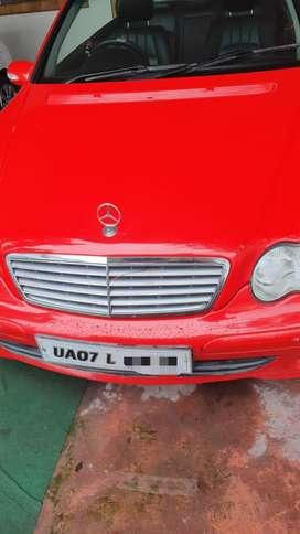 Mercedes-Benz CLA, 2005, Diesel