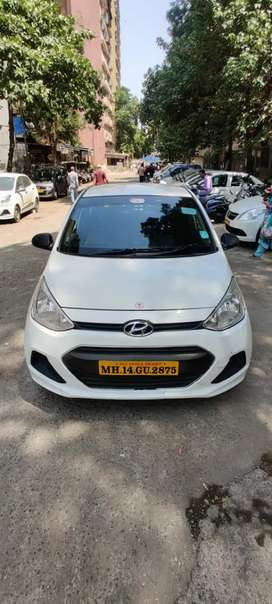 T permit Hyundai Xcent 2018 CNG petrol model